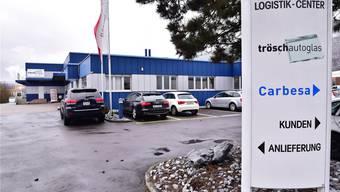 Die Glas Trösch AG setzt im Handel mit Autoglas und Ersatzteilen weiter auf den Standort Oensingen.Bruno Kissling