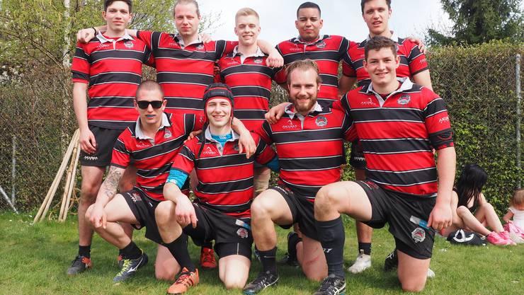 Die Hausen Baboons luden zum Rugby-Cup.