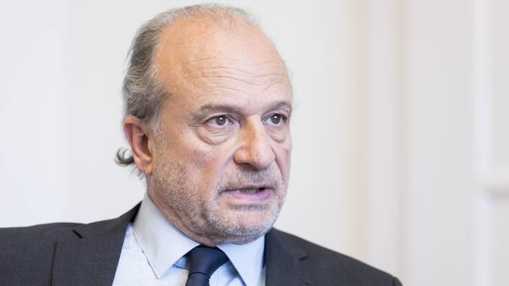 Filippo Leutenegger (FDP)