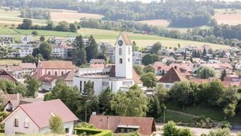 Beispiel Lengnau: Hier liefen die Bewohner gegen einen bewilligten 5G-Sender im Kirchenturm Sturm.