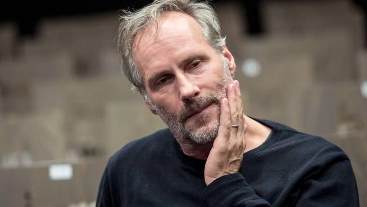 """""""Tatort""""-Schauspieler Wolfram Koch kann undifferenzierte Sprüche über Migranten nicht ausstehen. (Archivbild)"""