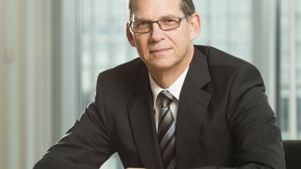 Andreas Widmer gibt die Leitung der WWZ ab.