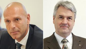Jürg Baumgartner, ehemaliger BVB-Direktor, und Martin Gudenrath, Ex-Verwaltungsratspräsident, werden angeklagt.
