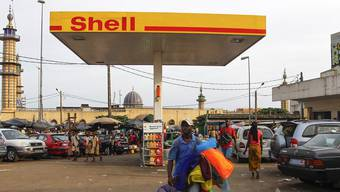 Shell in Niger