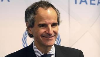 Der argentinische Diplomat Rafael Grossi ist neuer Chef der Internationalen Atomenergiebehörde (IAEA).