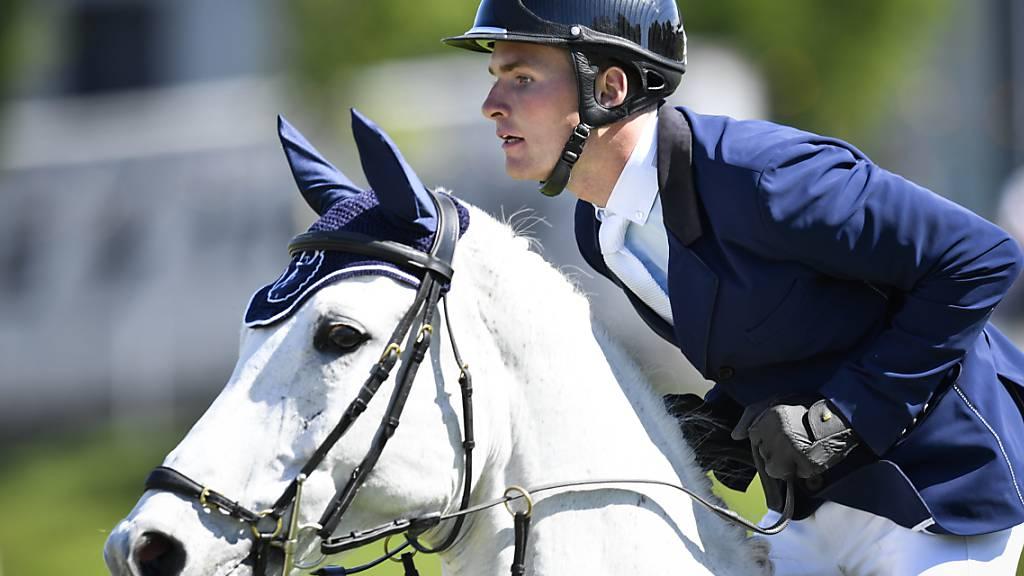 Bryan Balsiger gewinnt überraschend in Oslo