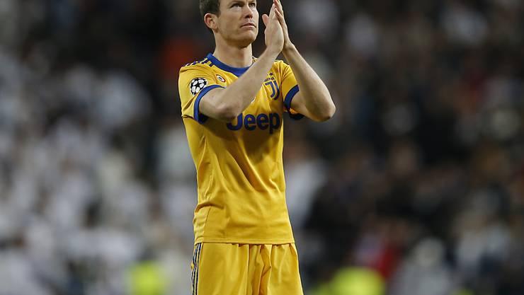 Wird sich bei Juventus Turin schon bald von den Fans verabschieden: Stephan Lichtsteiner