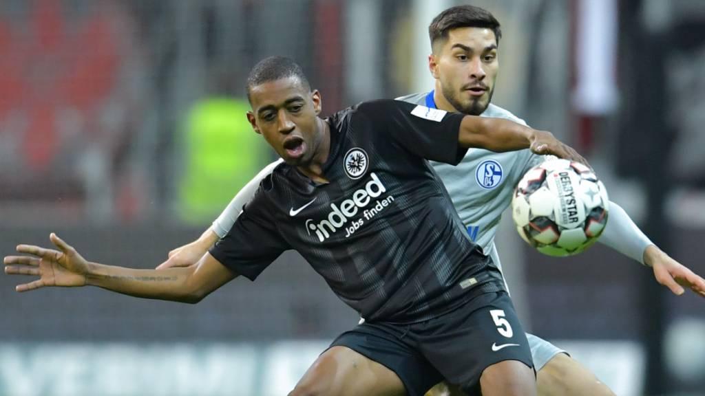 Verletzt: Gelson Fernandes droht frühzeitiges Karriereende