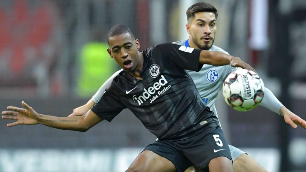Für Gelson Fernandes könnte die Karriere zu Ende sein.