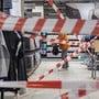 Die Coronapandemie hat der Aargauer Wirtschaft in diesem Jahr stark zugesetzt. (Archivbild)