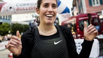 Fabienne Schlumpf sieht ihre Zukunft auf der Strasse und will den Olympia-Marathon in Tokio laufen