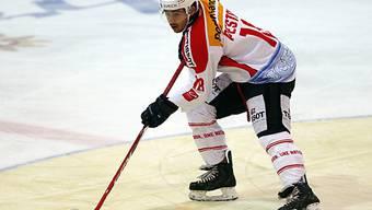 Inti Pestoni schoss das Schweizer Team in Führung