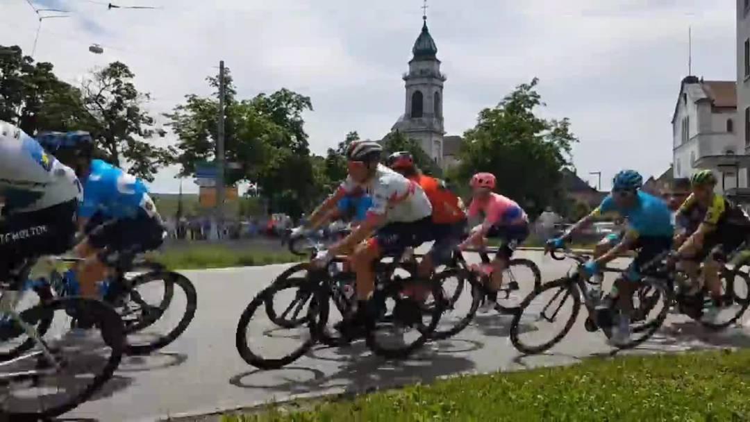 Tour de Suisse 2019 durch Solothurn