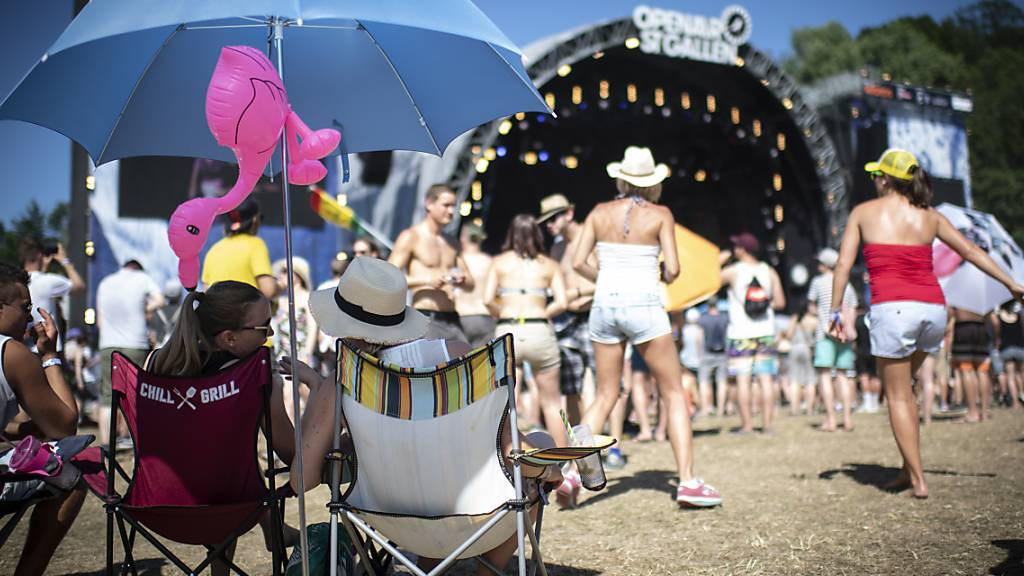 Festival-Fans sehen Test- und Impf-Pflicht im Sommer kritisch