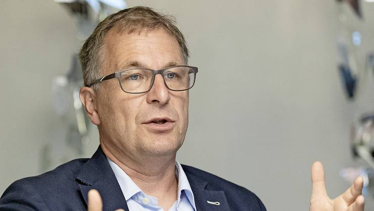 Michel Müller möchte Kirchenratspräsident bleiben.