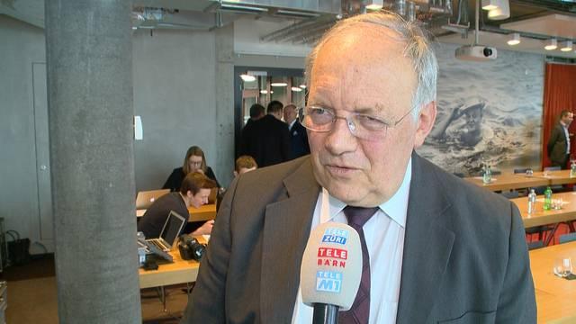 Johann Schneider-Ammann wird Präsident einer Stiftung