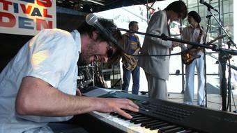 Das Bluesfestival Baden 2010 wird mit einem Förderbeitrag von 40'000 Franken aus dem Swisslos-Fonds unterstützt.