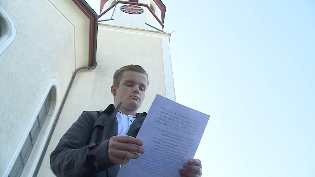 Biberist: Politischer Vorstoss gegen Kirchenglocken