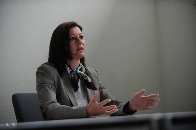 Christina Pezzetta-Frey, Präsidentin der Baselbieter FDP
