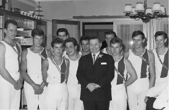 Am 21. September feiert der Turnverein Arni seinen 75. Geburtstag.