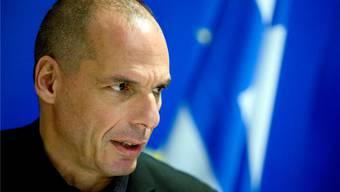 Statt konkrete Kompromissvorschläge zu unterbreiten, hielt Varoufakis eine 30-minütige Grundsatzrede.