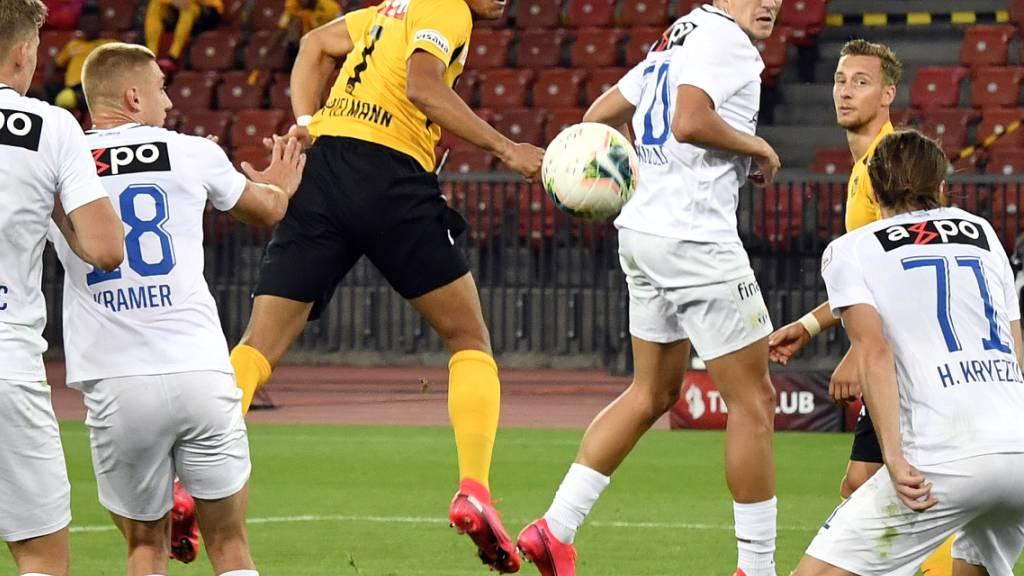 YB beginnt die Titelverteidigung gegen den FC Zürich
