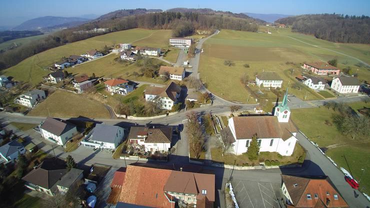 Die Einwohner von Walterswil werden eingeladen mitzuwirken und dem Gemeinderat ihre Meinung zur Revision mitzuteilen