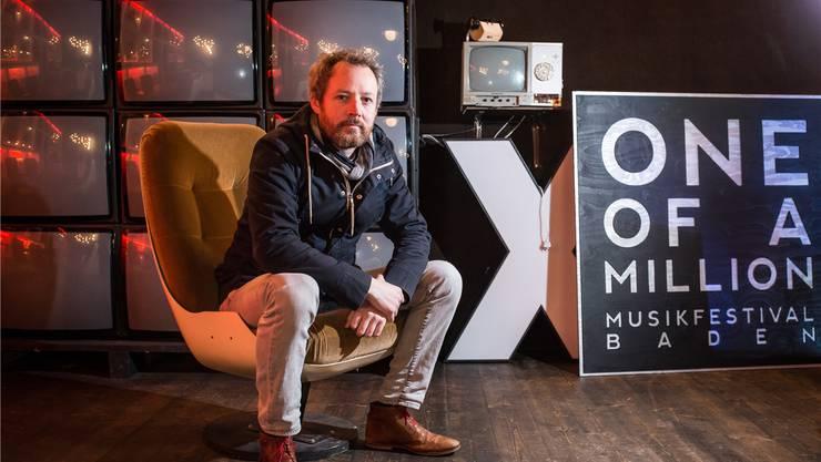 Nachhaltigkeit werde am «One of a Million» auch wirklich gelebt, sagt Festivalgründer Nik Fischer. Archiv