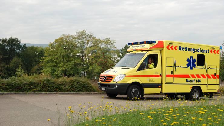 Rettungsdienst: Das Spital Limmattal wird auch die Verantwortung für das Furttal übernehmen.
