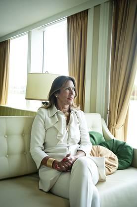 Nazly Twerenbold, die Frau von Twerenbold-Verwaltungsratspräsident Werner Twerenbold.