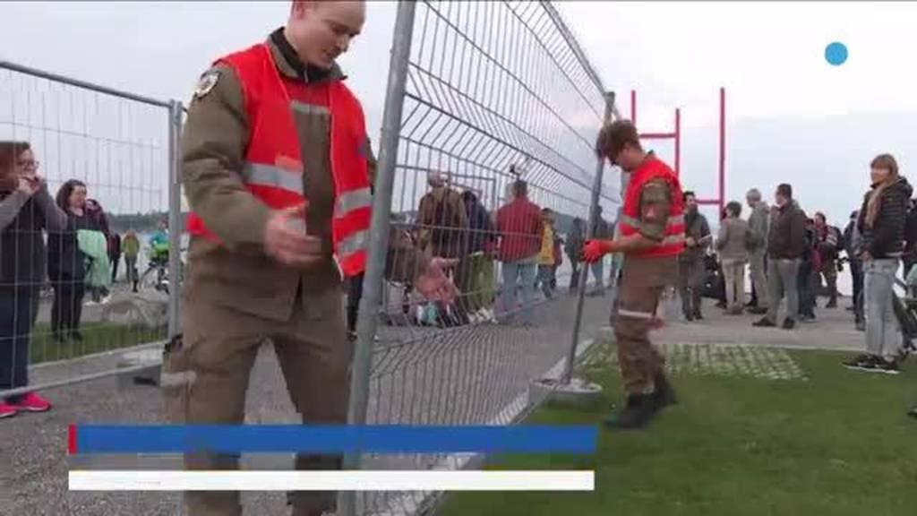 Schweiz auf Risikoliste: Angst vor Grenzschliessung wächst