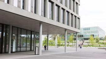 Campus der Fachhochschule Nordwestschweiz Brugg-Windisch.