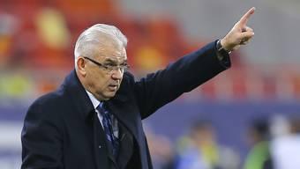 Anghel Iordanescu sah ein Sieg seiner Mannschaft