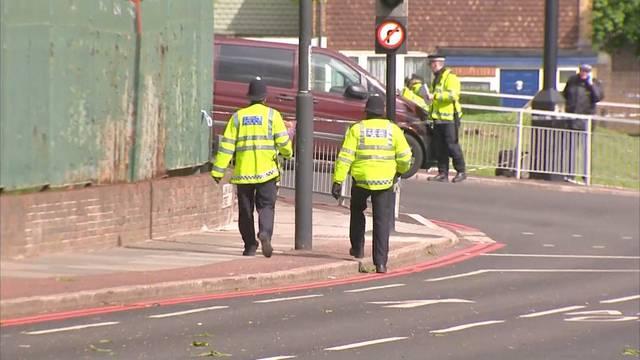 Attentat in London