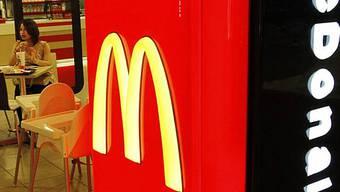 Ein von 180 McDonalds in Malaysia