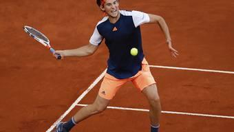 Dominic Thiem trifft im Viertelfinal von Rom die Bälle gegen Nadal perfekt