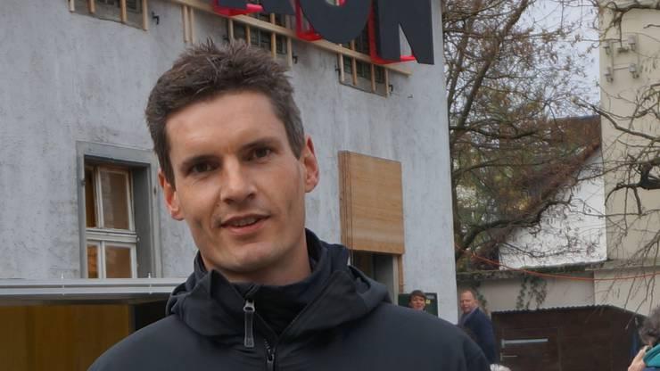Severin Lüthy leitet seit 1. September 2019 das Dietiker Stadtplanungsamt.