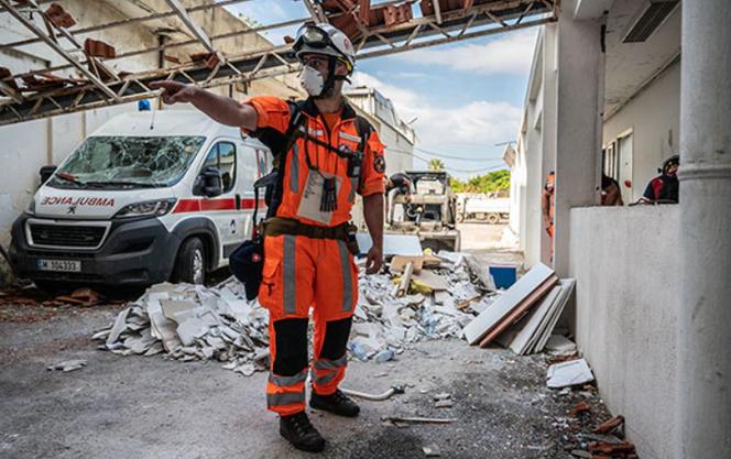 Die Schweiz ist mit medizinischen und bautechnischen Experten vor Ort.