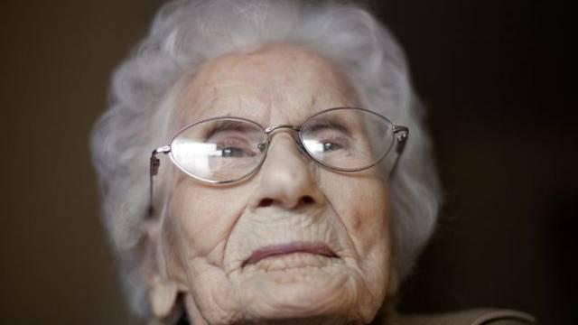 Besse Cooper ist die älteste Frau der Welt. Heute feiert sie ihren 115. Geburtstag.