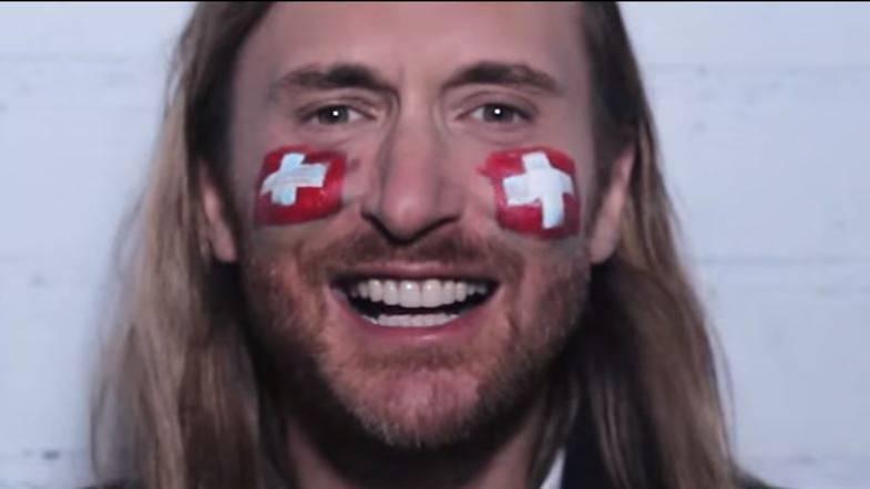 "David Guetta: ""This One's For Switzerland"""