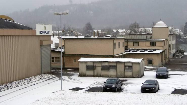 Die anstehende Erneuerung des Betriebs hat die Novoplast AG nicht mehr in Wallbach vorgesehen, sondern im Sisslerfeld. chr