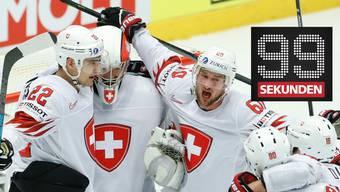 «99 Sekunden» vom Freitag, 18. Mai 2018: Schweiz schiesst sich an WM ins Halbfinale – Kopfschütteln wegen unnötiger Gemeindeauflage – Süsses Nashorn-Baby begeistert
