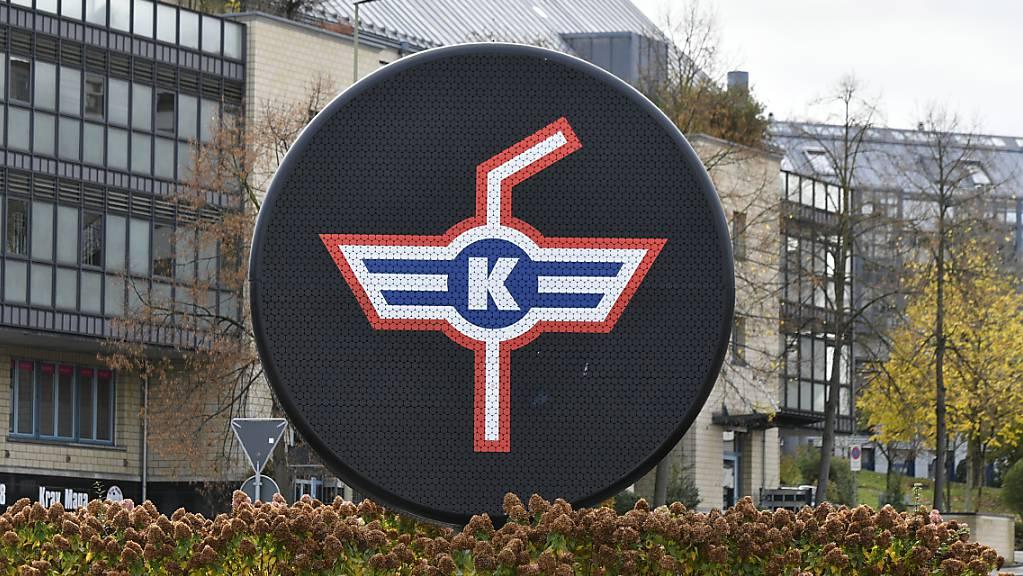 Der EHC Kloten orientiert sich in der Swiss League Richtung Spitze.