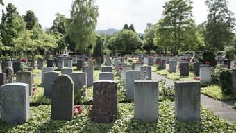 Ein Friedhof – eine Studie zeigt, dass ein Topmanager durchschnittlich 13 Jahre länger lebt als ein Arbeitsloser,