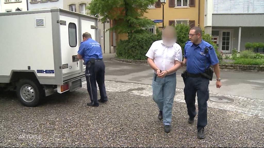 Massnahmenvollzug verlängert: Prostituierten-Mörder von Egliswil bleibt in stationärer Therapie