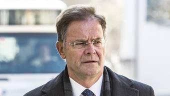 Walter Dubler wurde vom Aargauer Obergericht in allen Punkten freigesprochen.