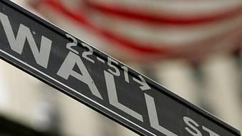 Wall Street schliesst uneinheitlich (Archiv)