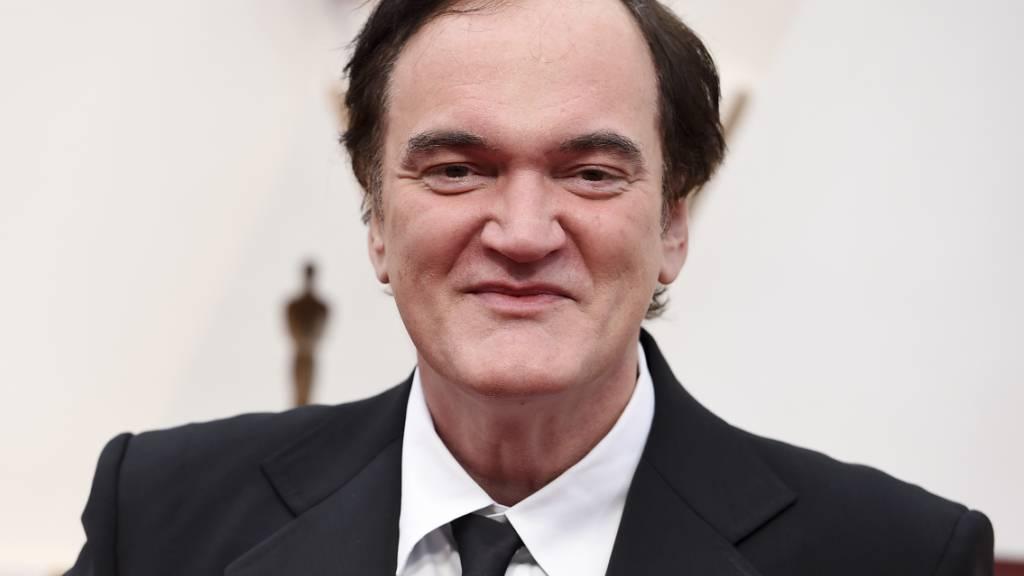 Tarantino wird mit 56 Vater von einem Buben
