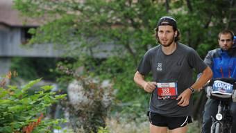 Jeremias Schaffner läuft 300 Kilometer von Basel nach Locarno