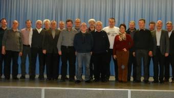 Das erweiterte Organisationskomitee ist bereits seit längerem am Planen des Jodlerfestes.